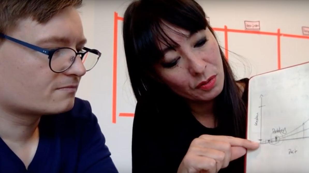 Design Thinking – Was ist das eigentlich? Mit Mela Chu