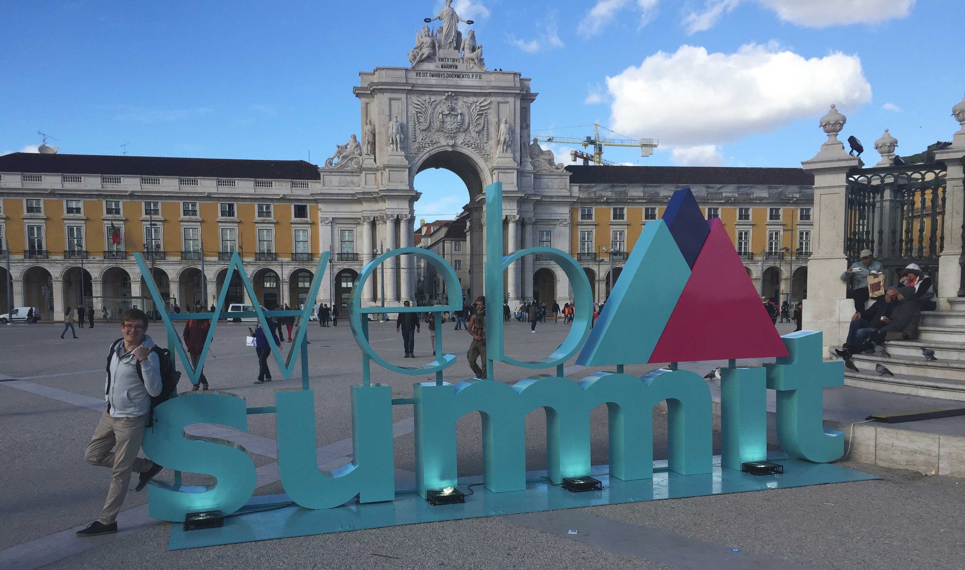 web summit 2016 lissabon
